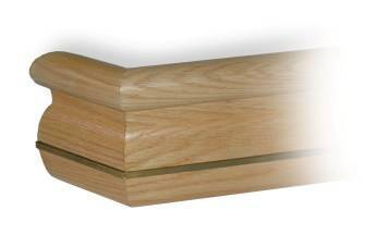 Wood Handrails by Wallguard.com