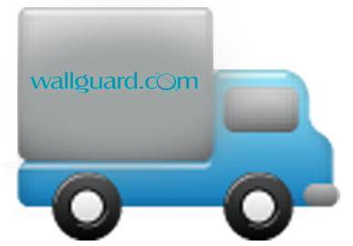 Wallguard Delivery Truck