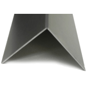 "2340 Aluminum Corner Guard, 3"" Wing"