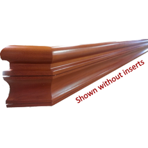 2605 Cherry Wood No Inserts