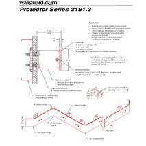 2181.3 - I-beam Brackets