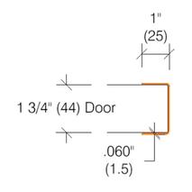 2415.1 Door Edge Guard