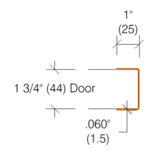 2415.1 Door Edge Guard