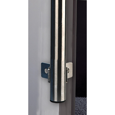 2412 Stainless Steel Door Jamb Protector