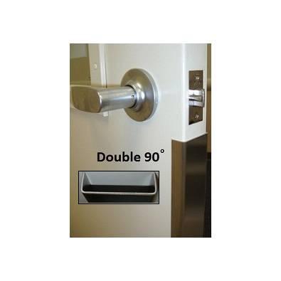 2455 Stainless Steel Door Edge Guards