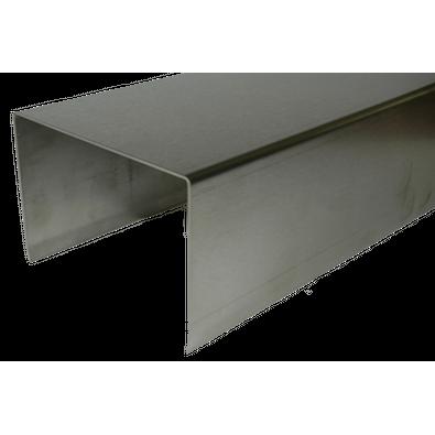 2330B.1 Stainless Steel Endwall
