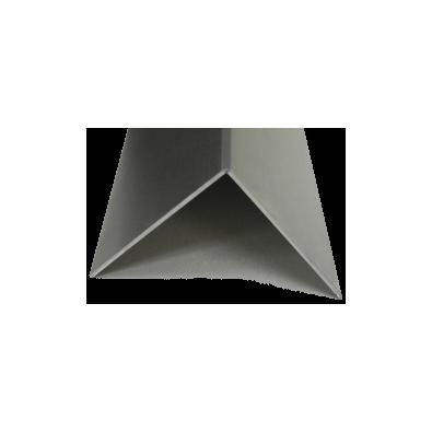 "2340 Aluminum Corner Guard, 3"" Wing"