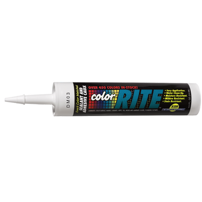 Caulk in Wallguard.com's 60 Standard Colors