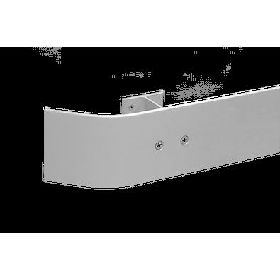 2180C.3 Aluminum Crash Rail
